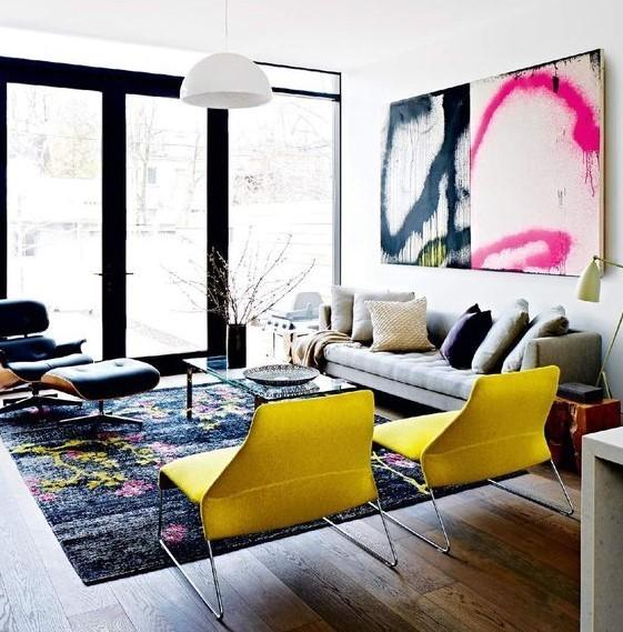 Pop Art Κατοικία Deluxe 80 τμ