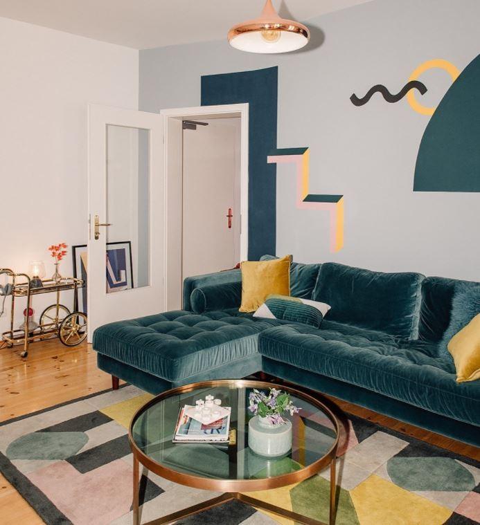 Art Deco Κατοικία Deluxe 30 τμ
