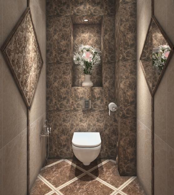 Baroque WC