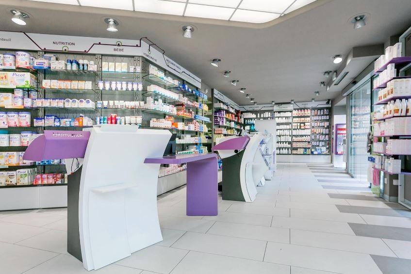 Purple Φαρμακείο
