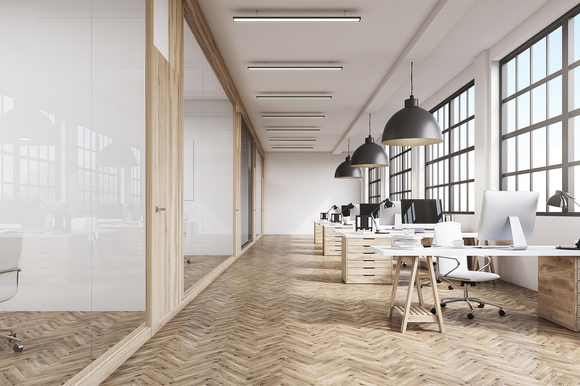 Scandinavian Γραφείο 20 Θέσεων