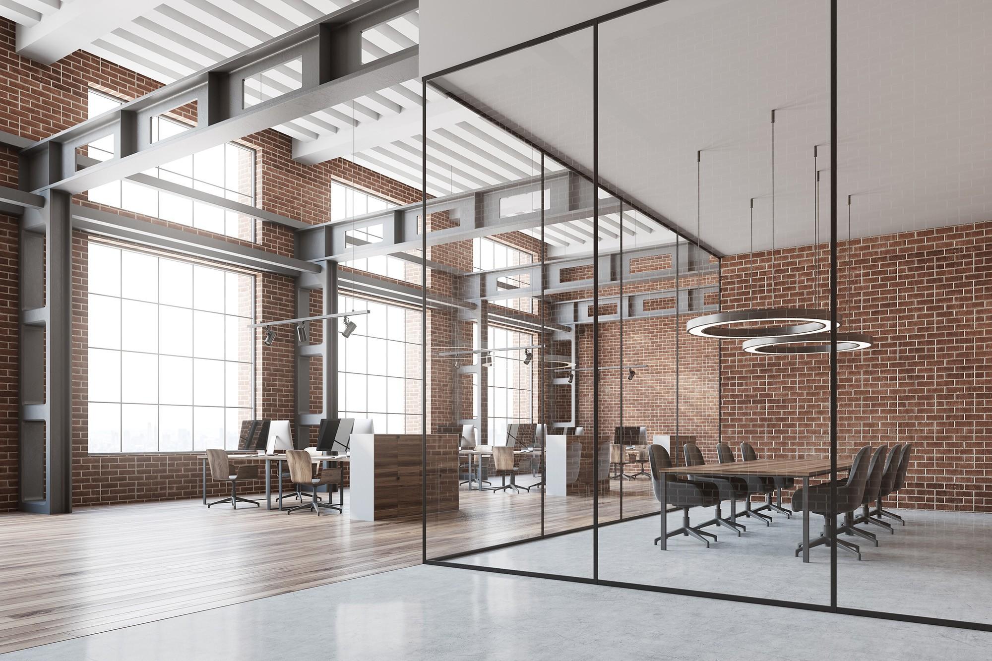 Industrial Γραφείο 30 Θέσεων