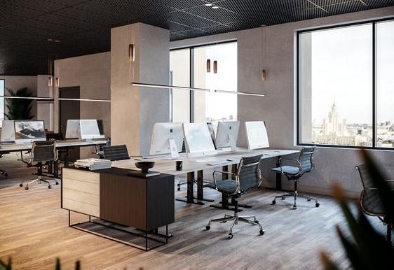 Minimal Γραφείο 20 Θέσεων