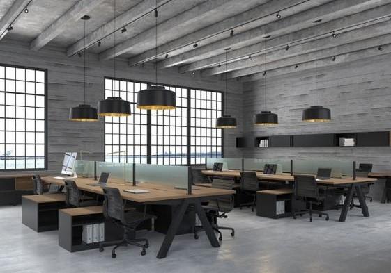 Industrial Γραφείο 20 Θέσεων